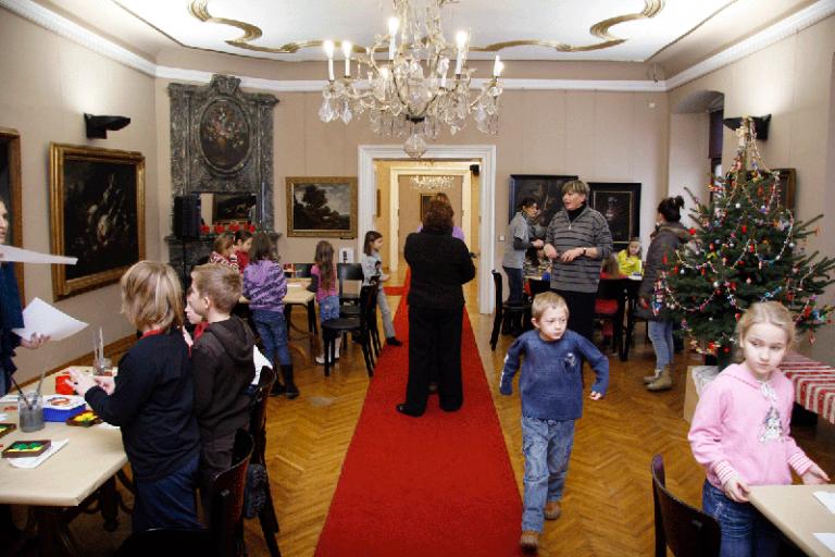 "Gradski muzej Varaždin: Radionice ""Advent"""
