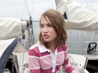 Laura Dekker (16) jedrilicom je sama oplovila svijet