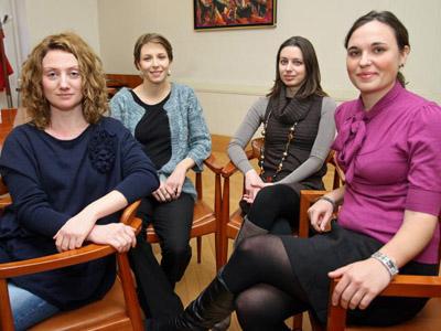 Četiri mlade znanstvenice: Po znanje u inozemstvo