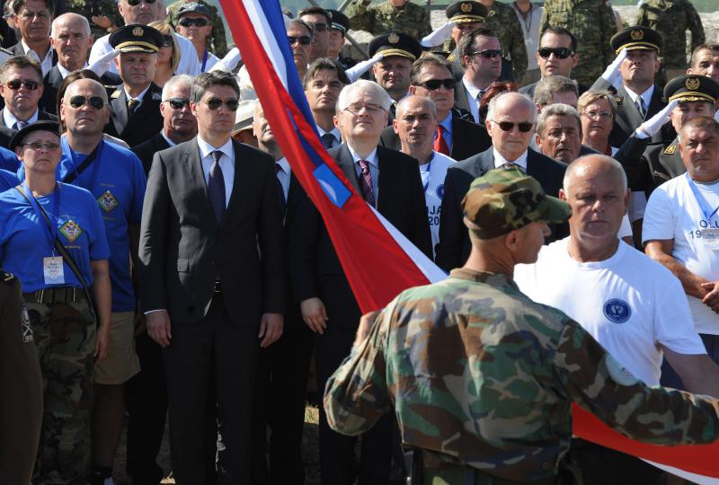Predsjednica poručila Milanoviću: Hrvatska nije slučajna država