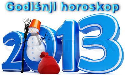 Veliki godišnji horoskop za 2013. godinu