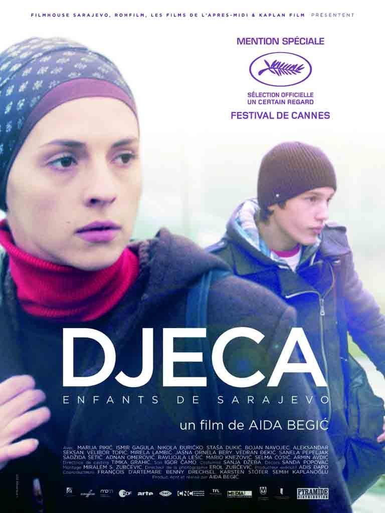 """""""Djeca"""" na repertoarima francuskih kina"""