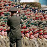 sjeverna koreja vojska
