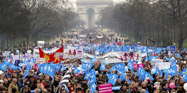 prosvjed paris
