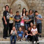 Ana Rucner i djeca Masline na probi u Knezevom dvoru 5