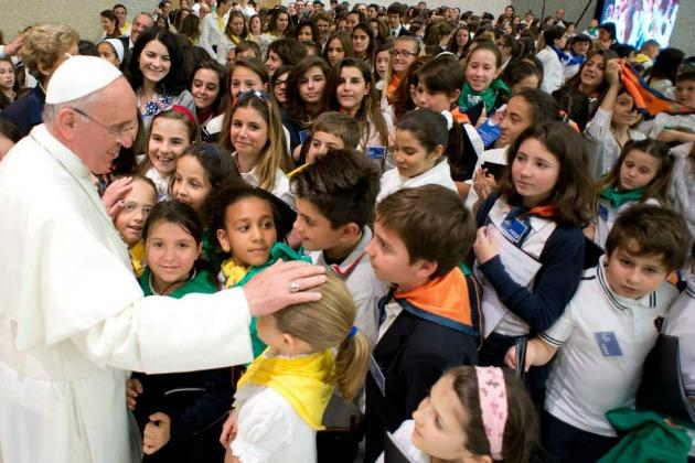 papa ucenici