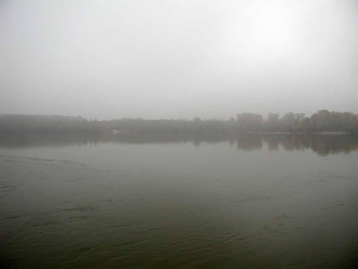Vukovar-Dunav-pogled na drugu obalu