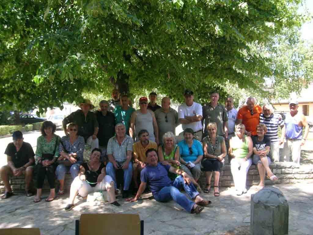 Likovna kolonija Knin 2013 1