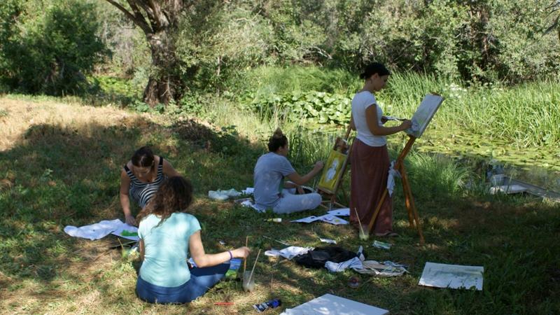 Likovna kolonija Capljina 2013 151