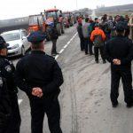 traktori seljaci policija