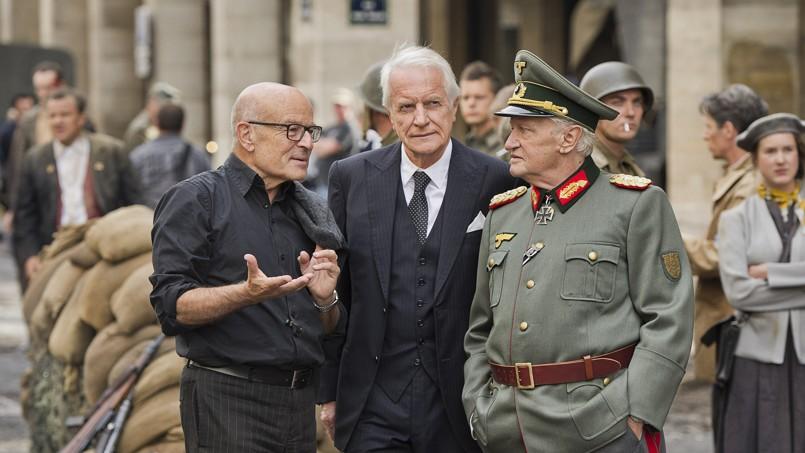 Volker Schlondorff u Parizu snima film Diplomacija