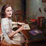 Madame Tussauds Anne Frank