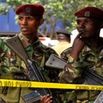 kenija policija