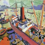 André Derain The Pool of London