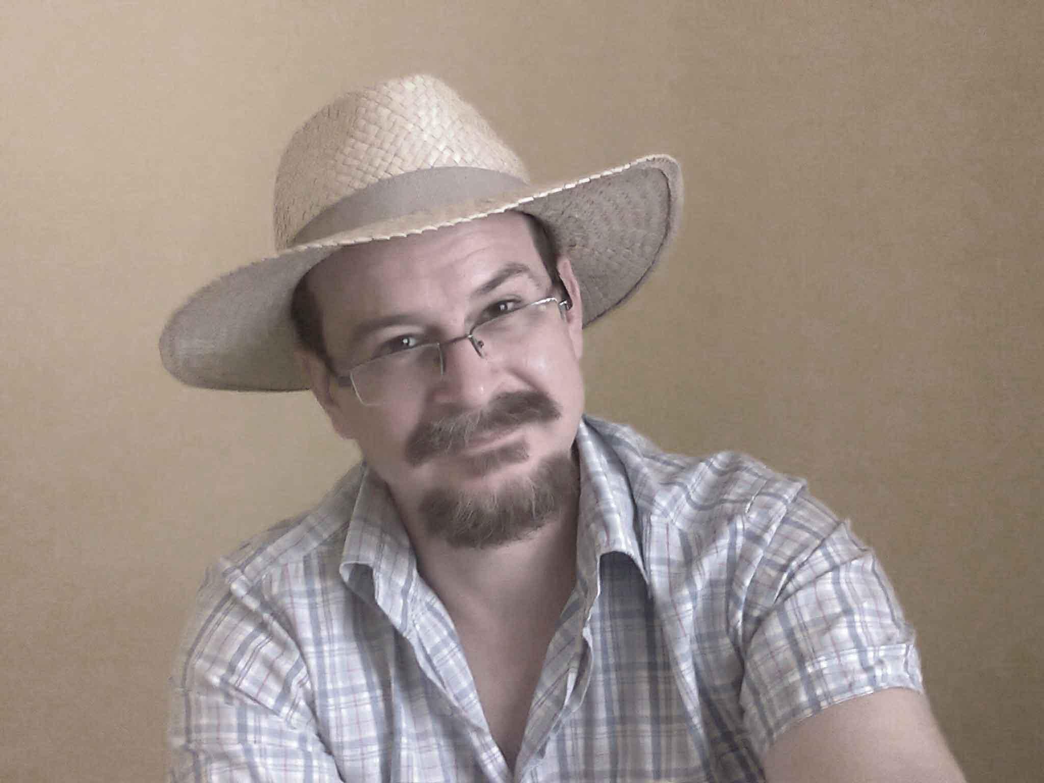 Krupa Freddy- Portret slikara