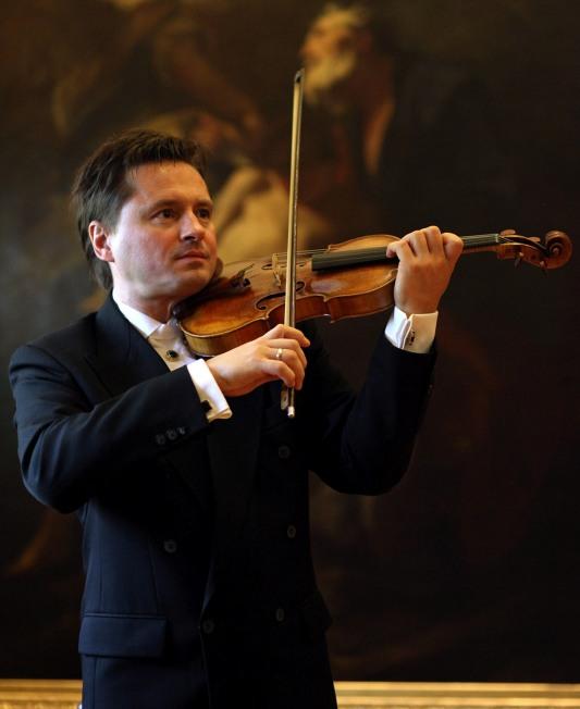 Dvostruka doza violinističke virtuoznosti u Plavom ciklusu