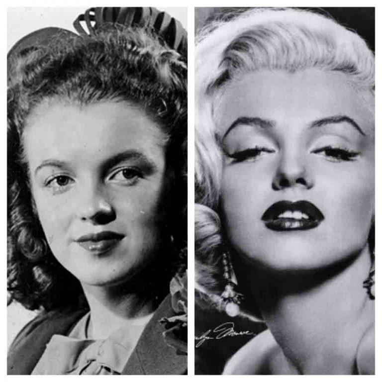 Nesavršena brada Marilyn Monroe