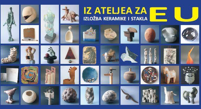Izložba keramike i stakla za EU