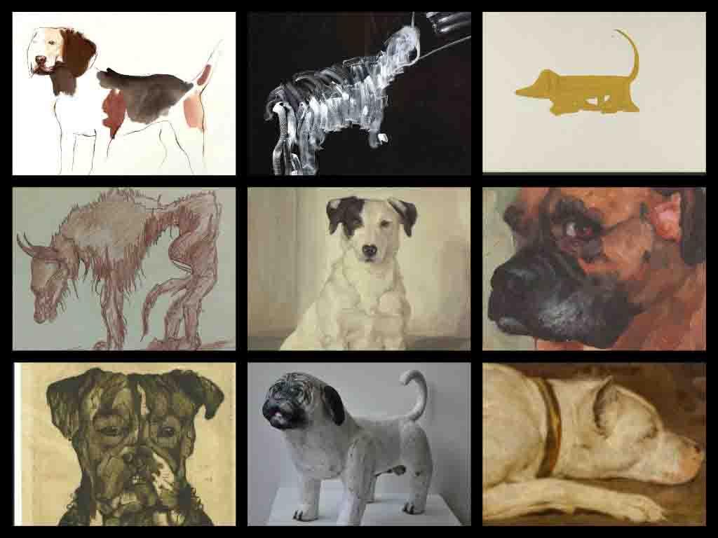 Pas u hrvatskoj likovnoj umjetnosti 1