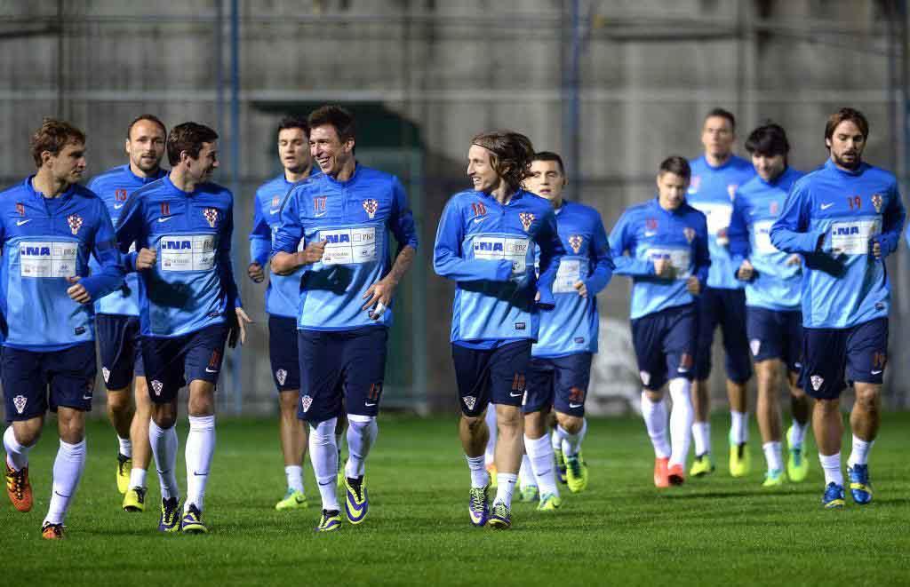 trening hrvatska