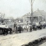 4 Nazorova ulica od Kouseka 1911