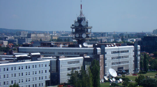 zgrada HRT