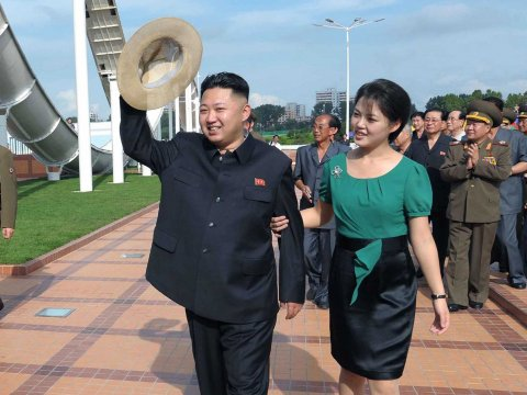 kim-jong-un-and-ri-sol-ju