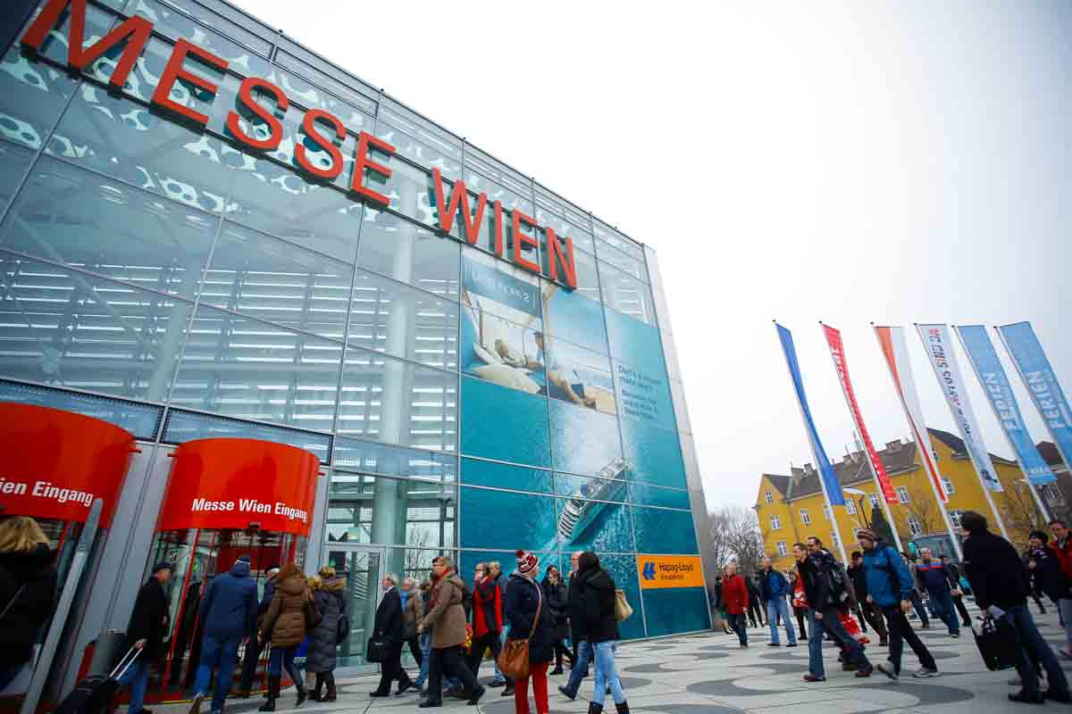 c Reed Exhibitions Messe Wien