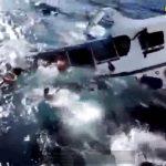 brod potonuce