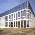 Velimir Neidhardt- Poslovna zgrada INA