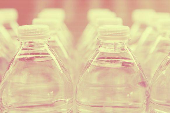 voda plastika