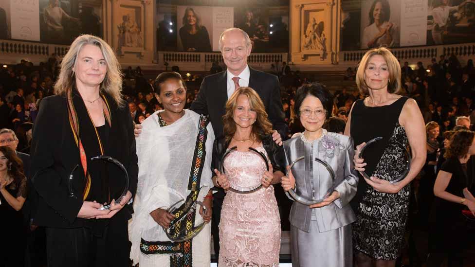 Femmes et la science Unesco LOréal