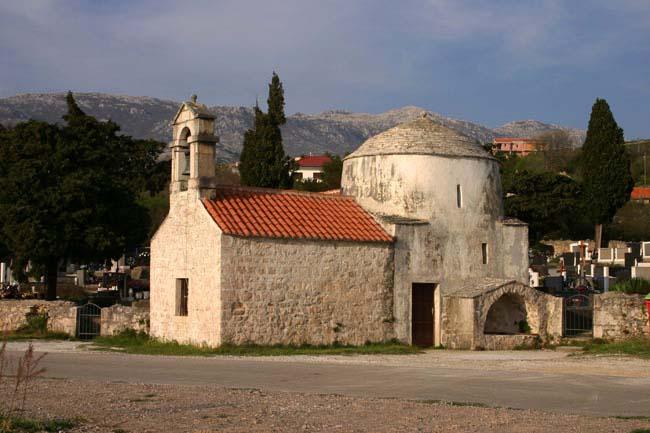 Crkva sv Juraja u Rovanjskoj