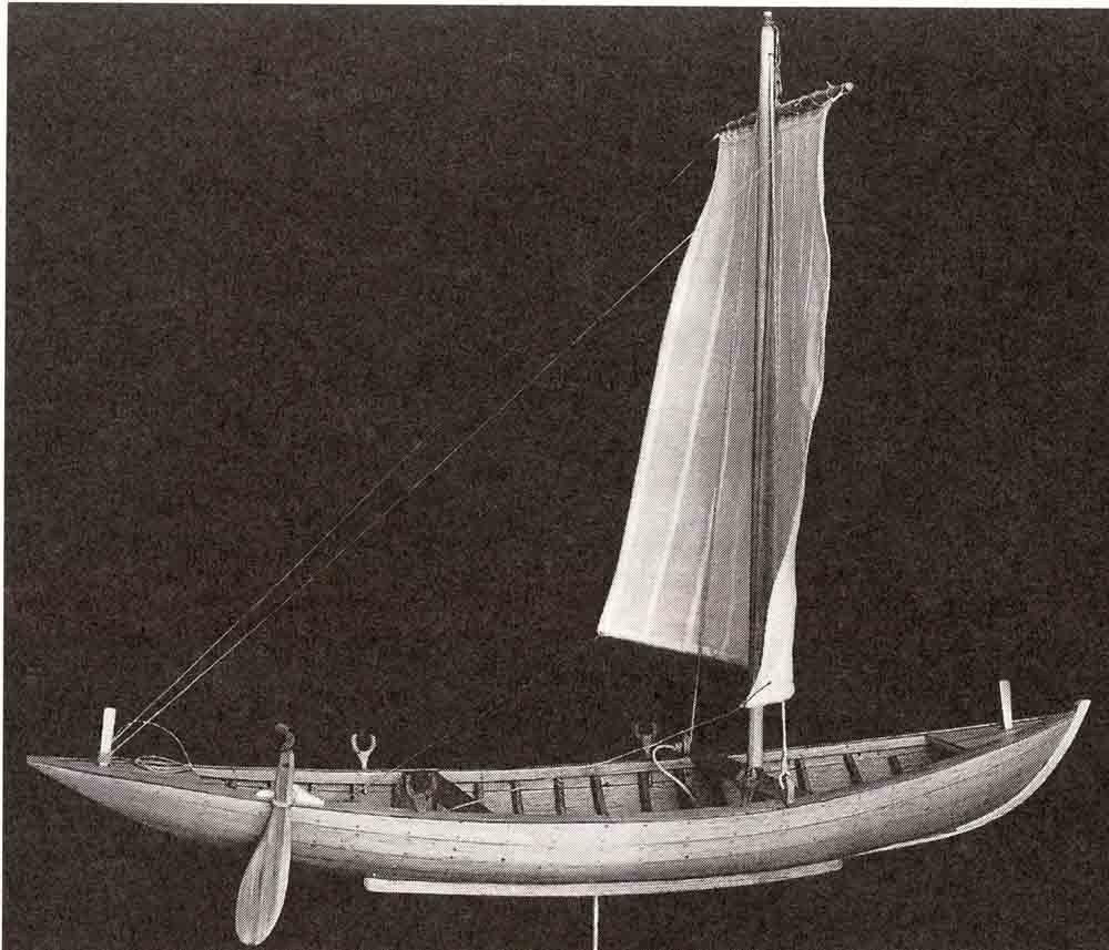 4. Ranohrvatski brod