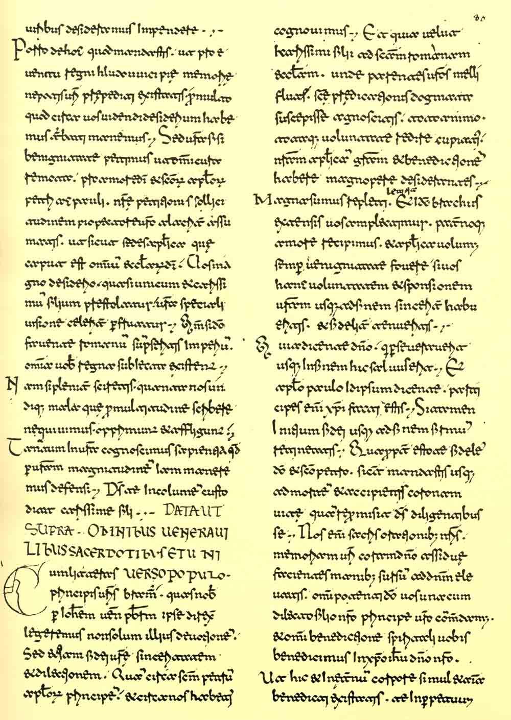 Pismo pape Ivana VIII. svećenstvu i cjelokupnom puku hrvatskom