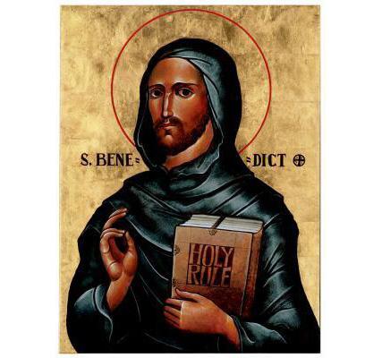 1. Sveti Benedikt