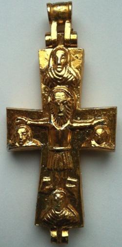 5. Čikin križić