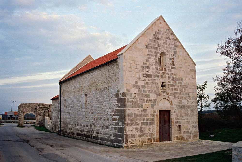 6. Crkva sv. Anselma u Ninu
