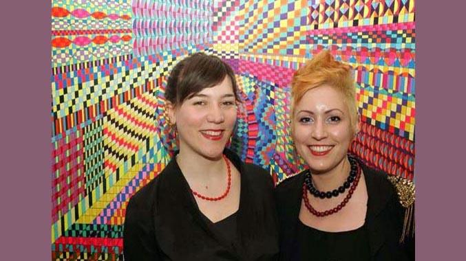 Otvorena izložba Monike Meglić i Melinde Šefčić u Greti