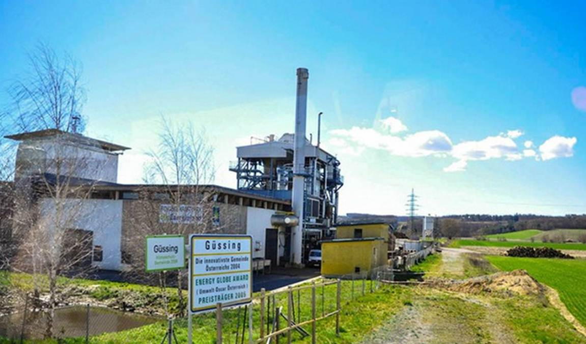 austria bioenergija