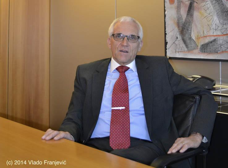 Dr. Peter Sprenger u intervjuu Vlade Franjevića