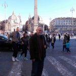 Piazza del Popolo Rim