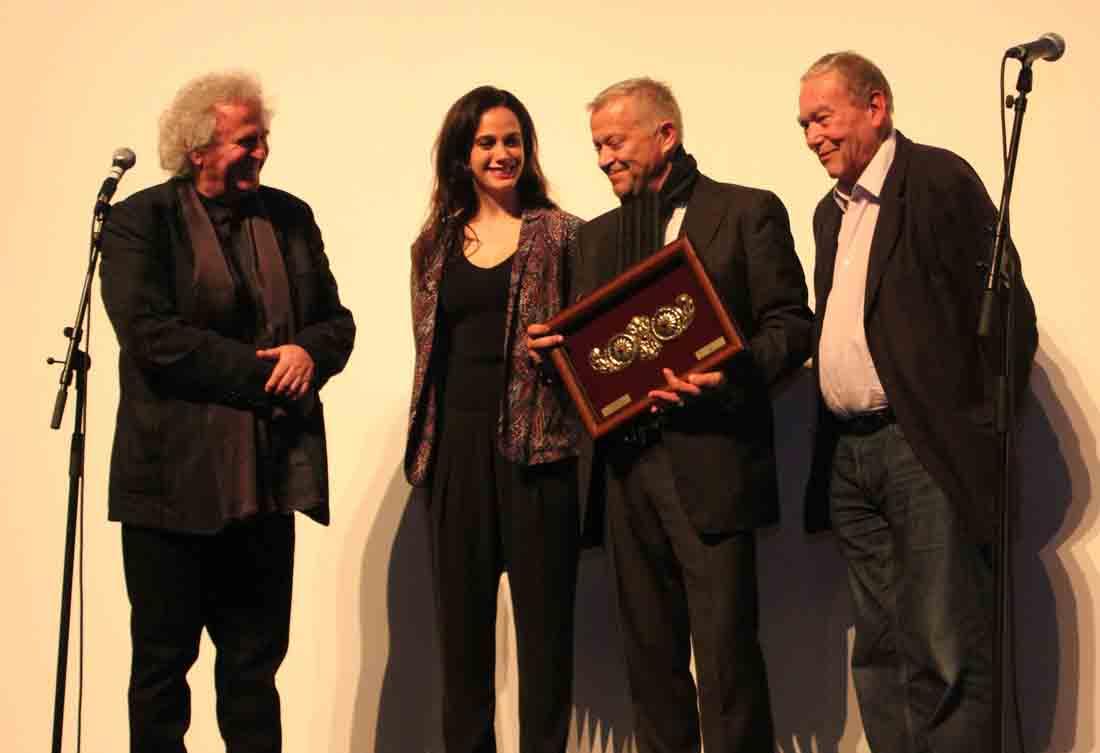 Hadzihafisbegovic Prix dacteur à Paris 2014 Festival SEE
