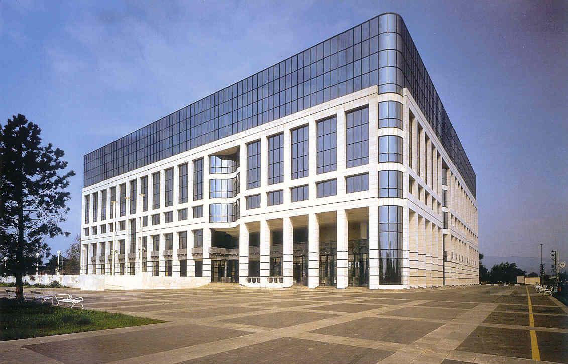 Velimir Neidhardt- Poslovna zgrada INA Trgovine Zagreb