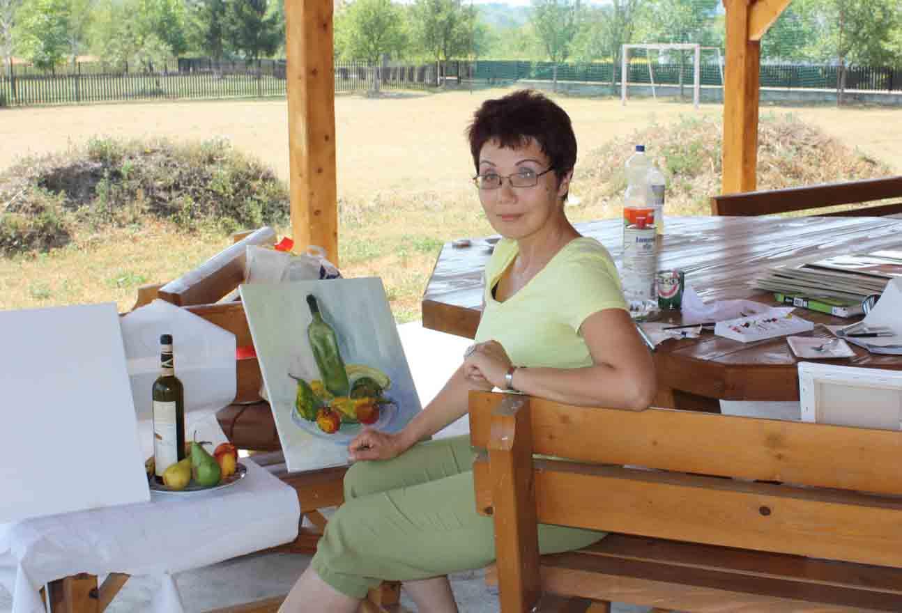 Larisa Zuykova