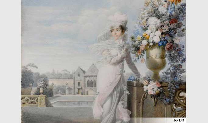 Impératrice Joséphine dAuguste Garneray