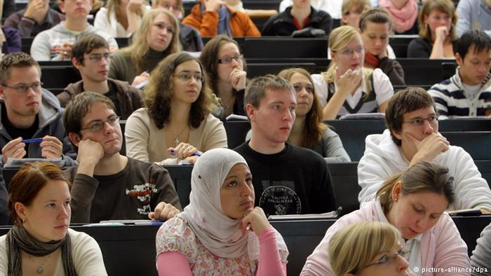 njemacki studenti