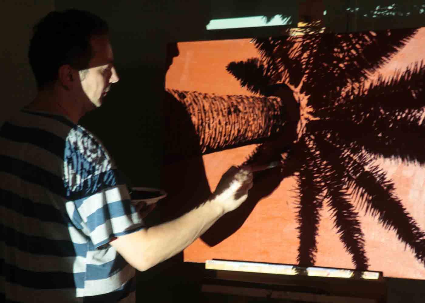 Lipanjski međunarodni likovni događaj – Art kolonija Paradiso