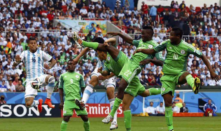 U posljednjem kolu skupine F Argentina pobijedila Nigeriju 3:2