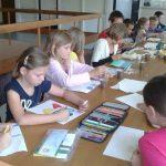 Moslavački štrk - Dječje ljetne radionice 1